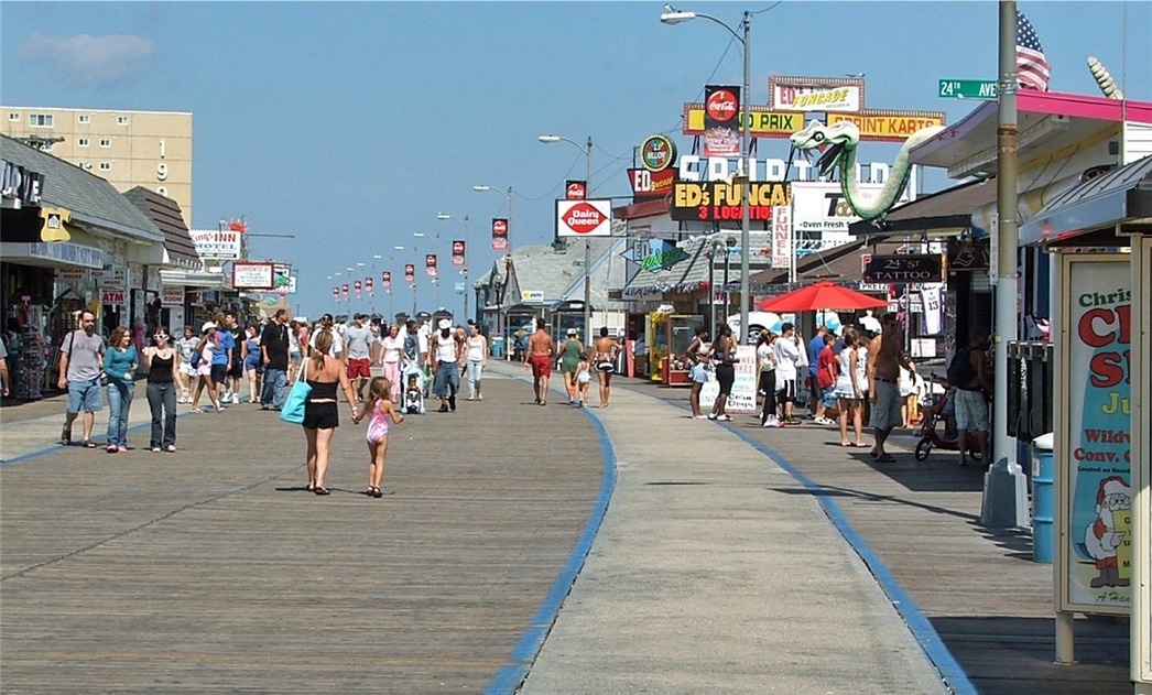 North Wildwood Restaurants